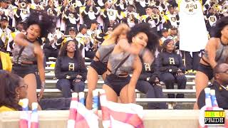 "Alabama State University | Mighty Marching Hornets | ""That's On Me"""