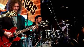 Mad Dogs & Dominos ft Rich Pagano -SHOOT OUT ON THE PLANTATION 2-1-13 Highline Ballroom, NYC