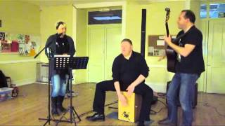 One Tree Hill Band (UK) - practice session - Cover KT Tunstall