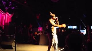 Underground hip hop Rapsody and 9th wonder live at the Bklyn Bowl