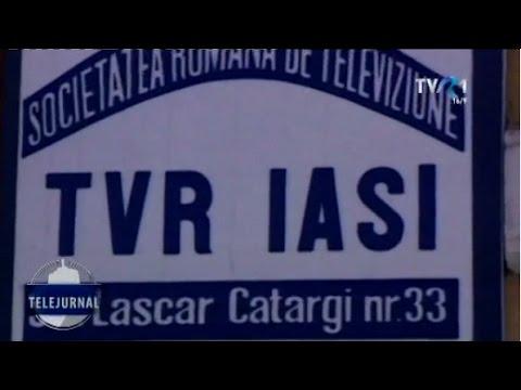 Istoria TVR Cluj şi TVR Iaşi
