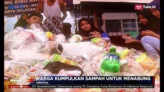 Peduli Lingkungan, Warga Cipete Utara Bentuk Bank Sampah - SIP 25/11
