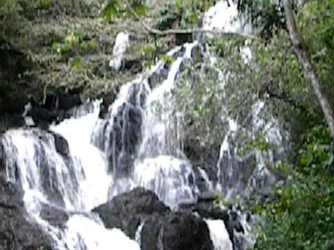 Cascada de Agualcas