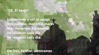 TERESA SALGUEIRO . Cânticos da tarde e da manhã