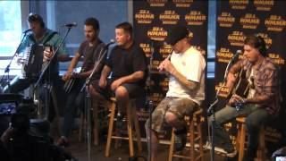 Dropkick Murphys - Shipping up to Boston (Acoustic) live on the Preston & Steve Show on 93.3 WMMR
