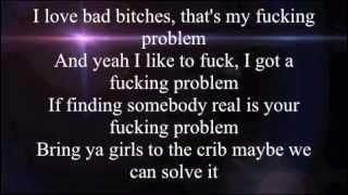 "ASAP Rocky ""Fucking Problems"" Ft. Drake, 2Chainz, Kendrick Lamar Lyrics"