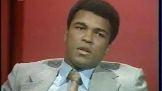 Muhammad Ali Parkinson Interview 1974