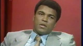 Muhammad Ali Parkinson Interview 1974