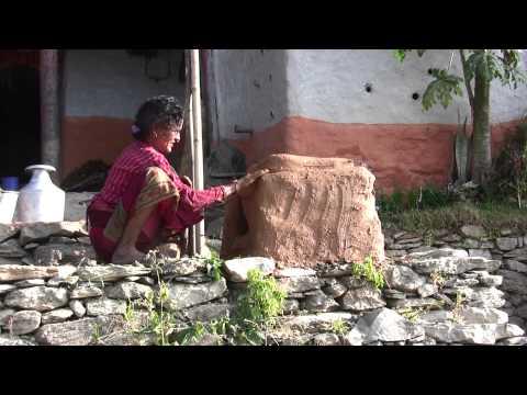 NEPAL ANNAPURA trekking