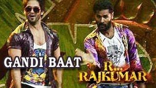 Gandi Baat Song Teaser ft. Shahid Kapoor, Prabhu Dheva & Sonakshi Sinha - R...Rajkumar