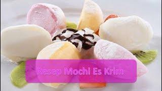 Resep Mochi Es Krim