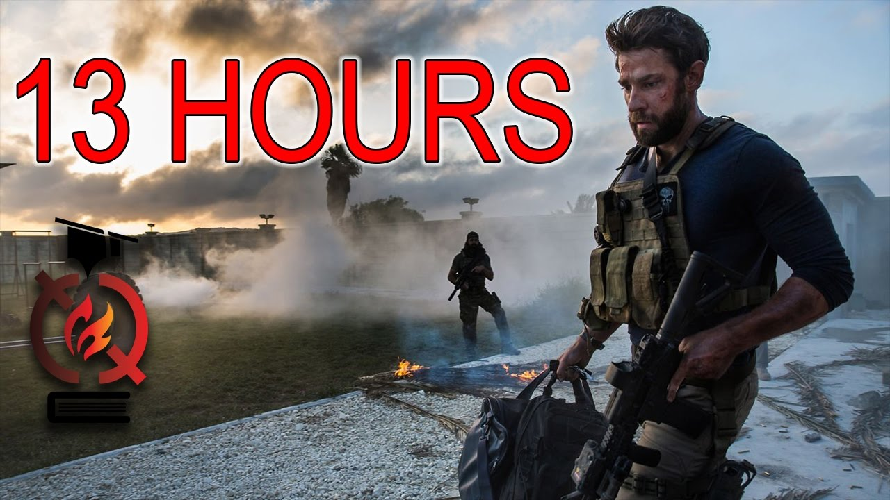13 Hours -The Movie | Based on a True Story