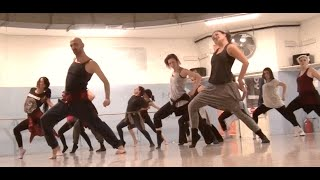 Coldplay - Adventure Of A Lifetime (C.M. cover) - Choreography by Alex Imburgia, IALS Class