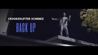 Crookedletter Schemez - Back Up (Video)