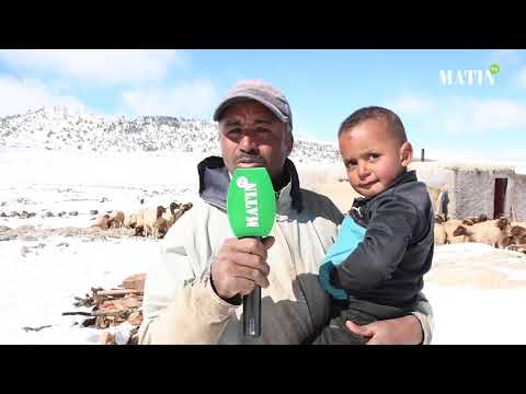 Video : Timahdite, cercle d'Azrou : A la découverte du Moyen Atlas