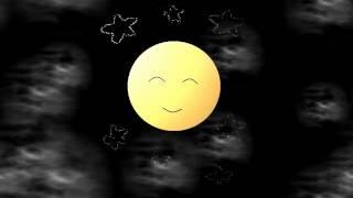 Twinkle twinkle little star karaoke / instrumental music - piano and flute nursery rhymes