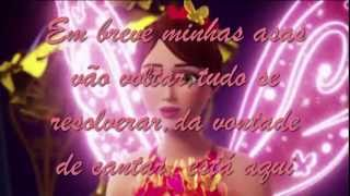Barbie e o Portal Secreto Musica Esta Aqui Lyrics