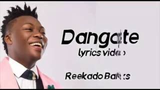 Reekado banks - Dangote Official Lyrics Video