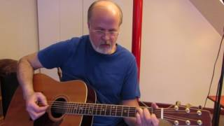 A Whiter Shade of Pale, fingerstyle guitar arrangement