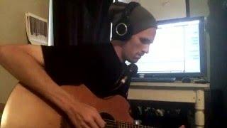 Johnny Cash/NIN - Hurt / BeatsNstrings remix fingerstyle guitar beatbox + TAB