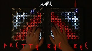 Skrillex & Team EZY - Pretty Bye Bye (Dion Timmer Remix) // Aarc Launchpad Cover