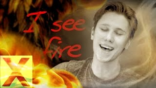 """I see fire"" Ed Sheeran cover - Jesse Mast"