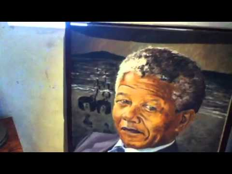 D.Kim in South Africa: Mandela House