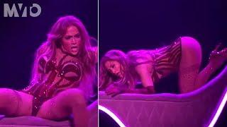 JLo hace arder Las Vegas con sus sexis movimientos | The MVTO