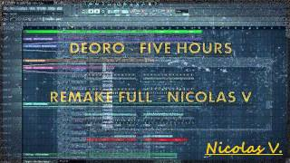 Deorro - Five Hours - (Remake - Nicolas V)