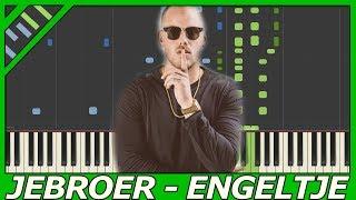 Jebroer, DJ Paul Elstak & Dr Phunk - Engeltje (piano versie door Max Pandèmix)