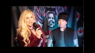 DIME BASH 2016 DJ Ashba IN THE VAULT WITH SHANDA GOLDEN
