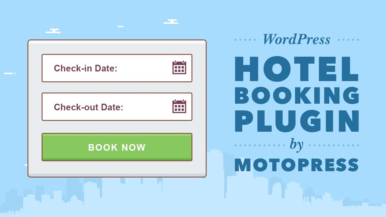 WordPress hotel booking plugin overview