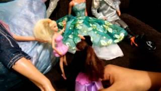 Barbie y sus primas