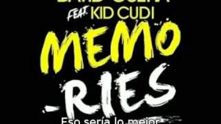 david guetta  memories traducido en español