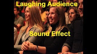 Laughing Audience  Sound Effects All Sounds