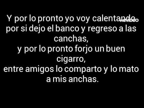 Y Por Lo Pronto de Alfredito Olivas Letra y Video