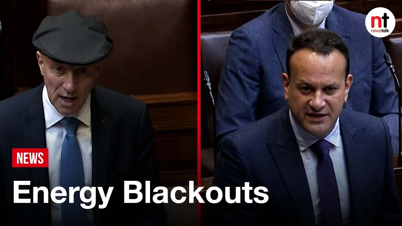 """Leo Varadkar is """"Confident"""" Ireland can avoid Blackouts this Winter """"but Nobody can Guarantee it"""""""