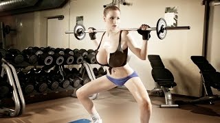 Female Fitness Motivation - DM Galaxy - Bad Motives (feat Aloma Steele)
