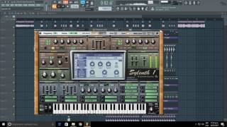 Bassjackers & Brooks - Joyride (Fl Studio Remake By Patrick Reed) + FLP