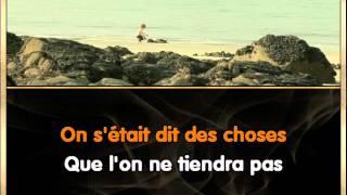 Julien Dore   Paris Seychelles karaoke(par matrix6125)