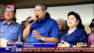 Presiden SBY Dukung Bandara Internasional Jawa Barat