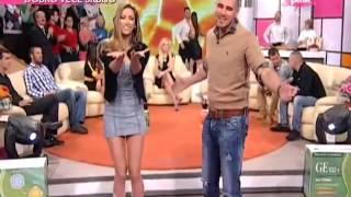 Cvija feat Rada Manojlovic - Nema te - Nedeljno popodne Lee Kis - (TV Pink 06.10.2013)