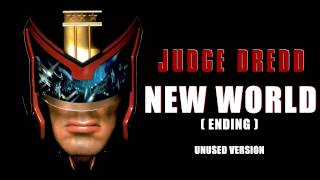 Judge Dredd (1995) - Unused / Alternate Ending Soundtrack