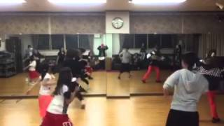 15.4.3 EMI lesson vol.1 EXO EXODUS #transformer  #original #dance  #Exo also feeling