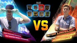 Amendola & Victor Lindelof Battle in Football & Soccer | Game Recognize Game | NFL vs Premier League