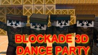 BLOCKADE 3D DANCE PARTY IN THE SKY #2