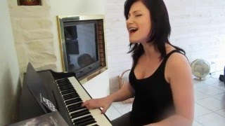 Awake and Alive (Skillet cover) - Elena Penalver