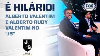 ENCONTRO DE VALENTIM'S NO JOGO SAGRADO! É HILÁRIO!