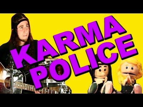 Karma Police Gianni And Sarah Radiohead Loop Cover Chords Chordify
