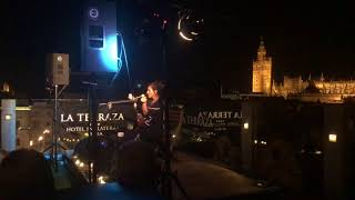 Se fue - BEBE  (Live the Roof Sevilla)